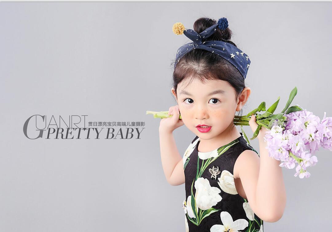怎么给宝宝拍出可爱儿童写真