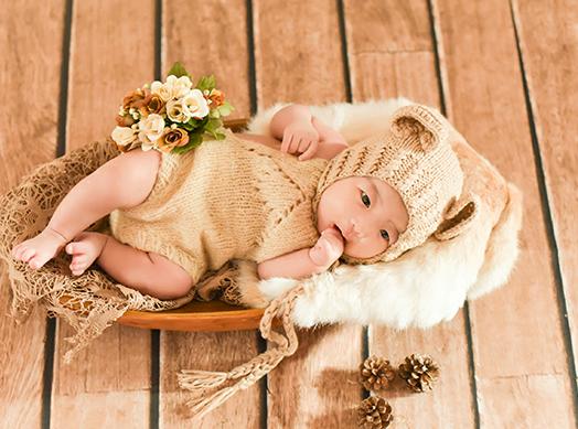 怎样给宝宝拍照拍出专业摄影的效果