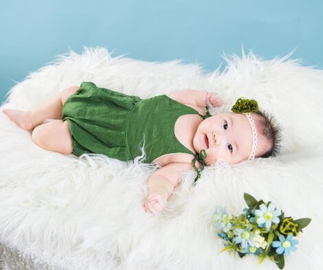 给宝宝拍照怎么构图